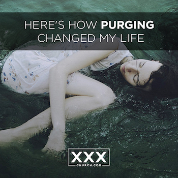 Here's How Purging Changed My Life-blog